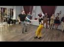 Школа DanceKitchen - Collegiate shag (Лакота и Шабалов)-2017