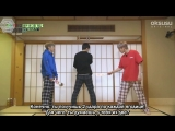 [РУСС. САБ] 180620 EXO-CBX @ Travel The World on EXO's Ladder in Japan\Кругосветное путешествие по EXO-лестнице Episode 23