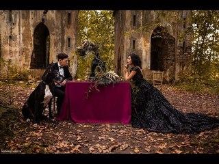 Современная свадьба - обряд чёрной магии (Мужчины будущего)