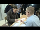 Евгений Куйвашев на выборах президента.