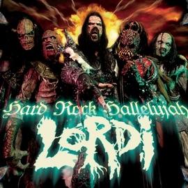Lordi альбом Hard Rock Hallelujah