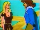 Дурачёк Джек и бобовый стебель Немецкие порно мультики. VHS RIP