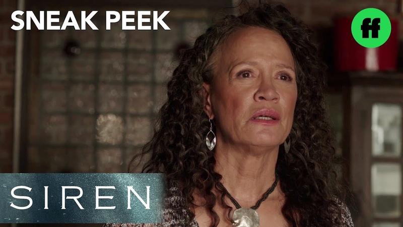 Siren Season 2 Premiere   Sneak Peek: Ryn Senses Something Strange   Freeform