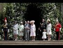 The Royal Wedding: The Duke and Duchess of Sussex depart St George's Chapel