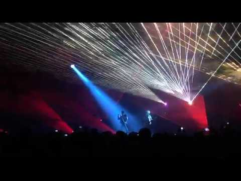 Queen and Adam Lambert- Who Wants to Live Forever, Telenor Arena, Oslo 17,june 2018