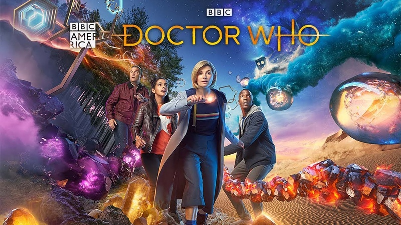 Official Trailer | Doctor Who | Sunday, October 7 | BBC America