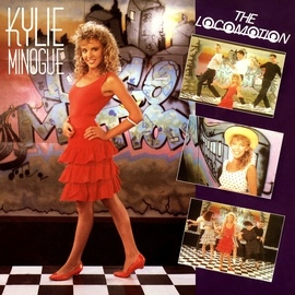 Kylie Minogue альбом The Loco-Motion