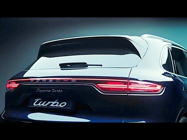 The New Porsche Cayenne Turbo 2018 Facelift (LUXURY SUV)
