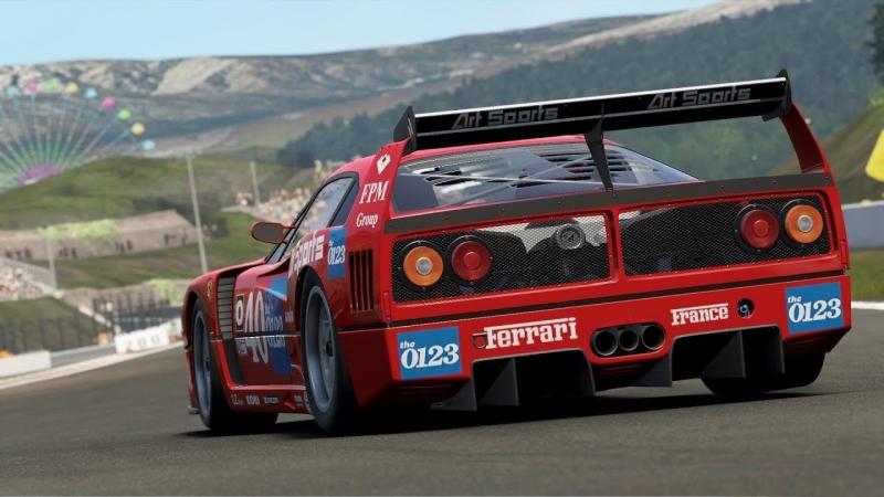 IMOLA Ferrari F40 [Project CARS 2 | Xbox]