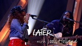 5 июн. 2018 г.(UK TV debut) Daniel Caesar (feat. H.E.R.) perform Best Part on Later... with Jools