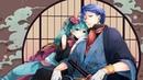 [Hatsune Miku Dark, KAITO Soft] Tsugai Kogarashi [Vocaloid cover]