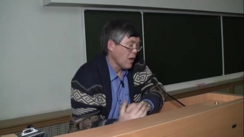 подражание и сопереживание (разговор о зеркальных нейронах)В. Дубынин.
