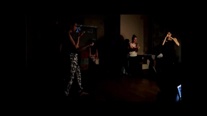 египетский отрывок ДБЦ танец Иштар