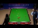 Snooker Mark Williams / Barry Hawkins QF Shanghai Masters 2018