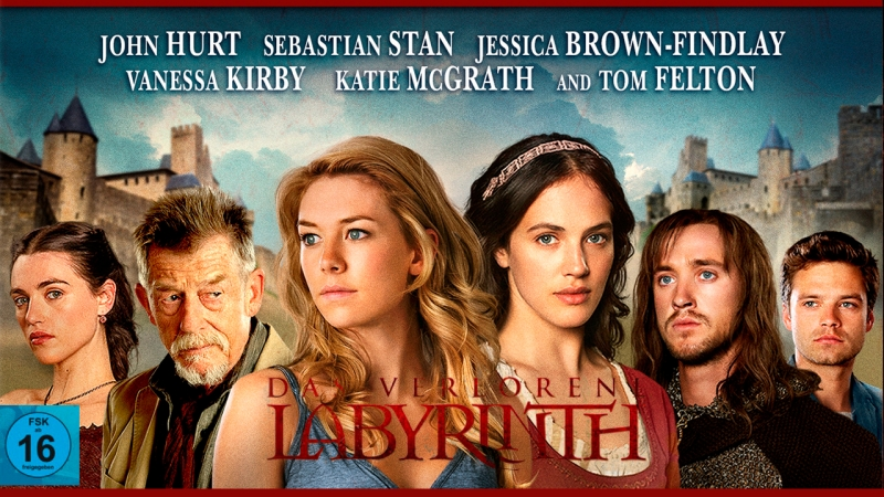 Лабиринт | Labyrinth (2012) — 2 Серия