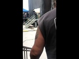 Incubus Soundcheck at Battery Park, Sioux City, IA Made for TV Movie. July 14, 2018.