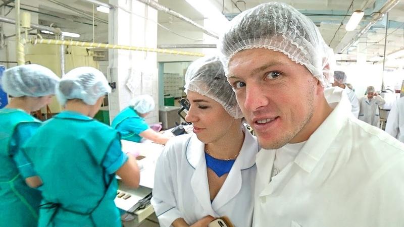 Свадебное путешествие в Красноярск. Что делает муж после свадьбы