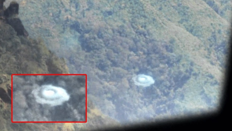 UFO followed by military Helicopters in Turkey