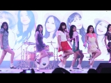 FANCAM 180802 NATURE My Sharona (Cover) @ Lotte World Special Summer Party