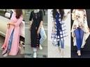 Latest Kurti\Kurta Designs To Wear With Jean |College Outfit| Kurti With Jean|Latest Women Fashion