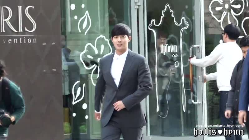 181023 Kim Hyun Joong 김현중 - Press Conference