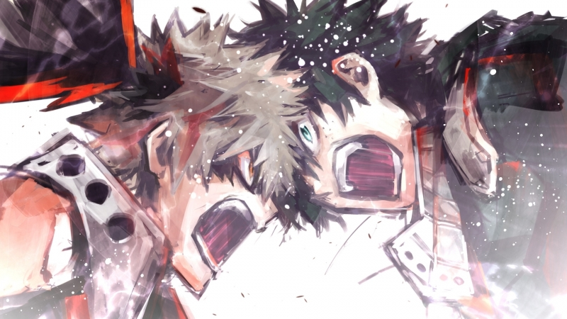 Boku no Hero Academia 「AMV」- Innocence ᴴᴰ