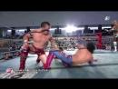 Jake Lee Ryoji Sai vs Jun Akiyama Yoshitatsu AJPW Summer Explosion 2018 Day 9