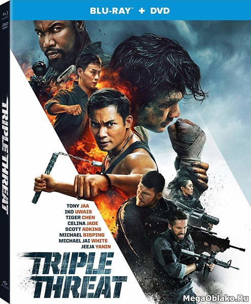 Тройная угроза / Triple Threat (2019/BDRip/HDRip)