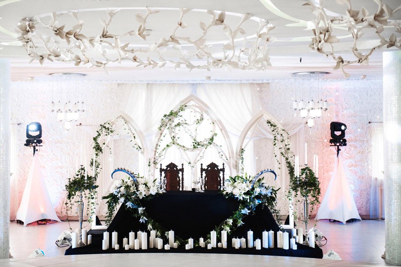 как украсить свадьбу, оформление , минск