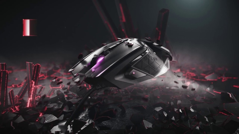 Made for winners: CHERRY MC 9620 FPS gaming mouse