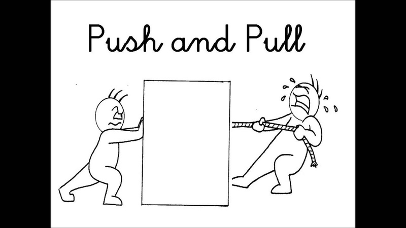 Push and pull song