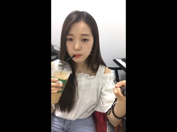 Lime Soda Hyerim (김혜림) Instagram Live 3 [180621]