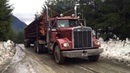 1973 kenworth logging truck in Granite Falls Wa.