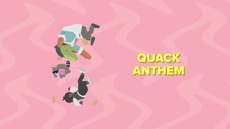 Donut County OST Quack Anthem