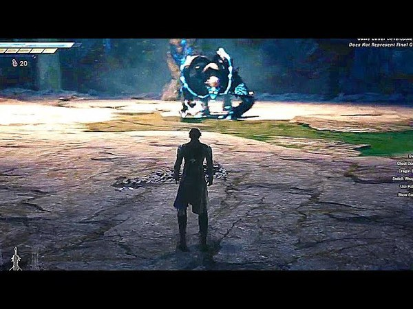 Lost Soul Aside - 5 Minutes of Gameplay Demo PS4 (PSX 2017)
