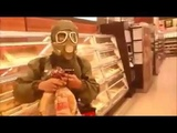 Vixa w biedronce i wypad ze sklepu (Slav Shopping full video) REUPLOAD
