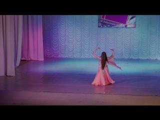 Olga Filippova Modern arabic song