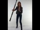2018 год Съемки рекламного ролика в честь ожидания третьего сезона сериала «Сумеречные охотники»
