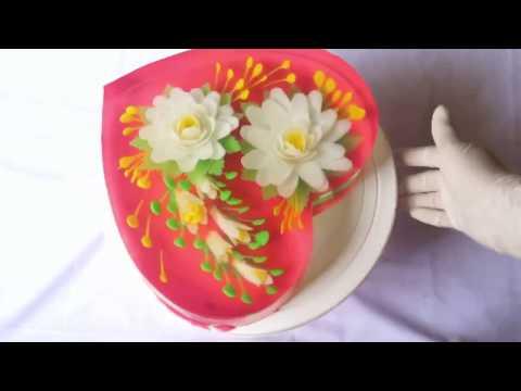 Cách làm rau câu 3d đẹp và đơn giản | Beautiful Gracilaria,3D gracilaria jelly part 2
