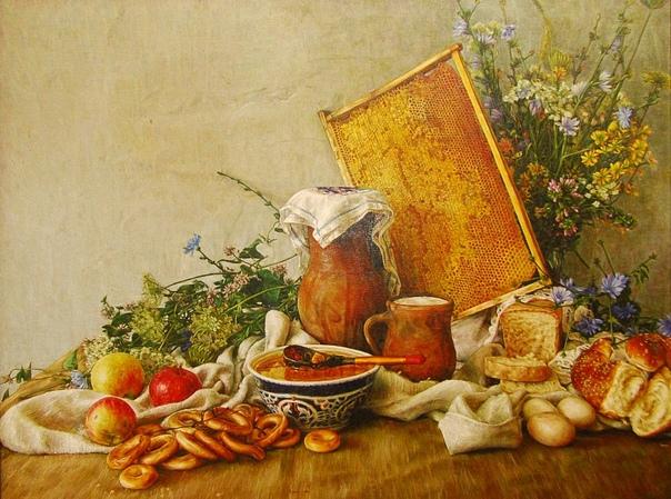 МЕДОВЫЙ, ЯБЛОЧНЫЙ И ОРЕХОВЫЙ СПАС: ТРАДИЦИИ И ОБЫЧАИ СЛАДКИХ ПРАЗДНИКОВ. В августе отмечают целых три Спаса: Медовый, Яблочный и Ореховый. Все эти праздники берут начало из язычества, но они