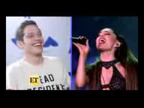 Pete Davidson Says He Told Ariana Grande He Would 'Marry Her Tomorrow' The Day He Met Her