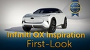Infiniti QX Inspiration Concept First Look