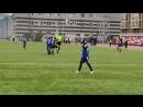 Футбол против Кировского (последние 23 минуты)