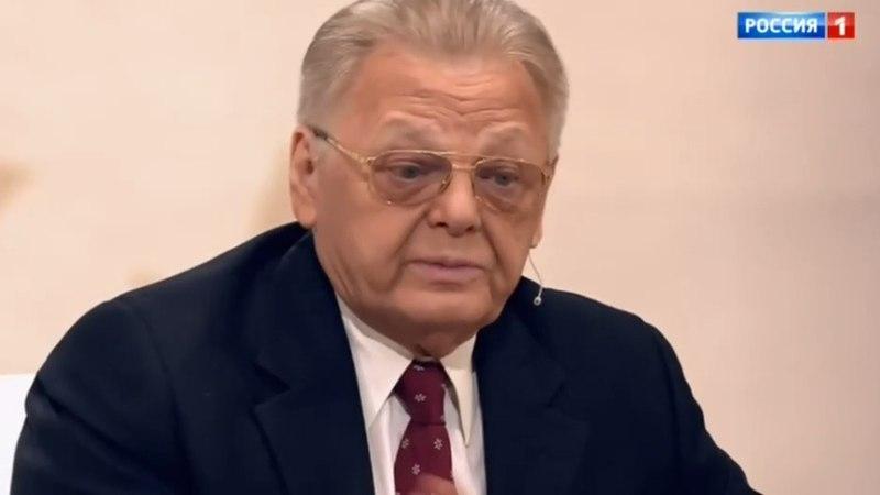 Судьба человека с Борисом Корчевниковым. Юрий Антонов про подарки любимой женщины-миллионерши