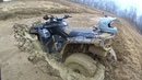 17 Can Am Outlander 850 XTP Planted