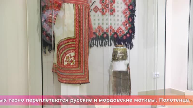 Од пинге. Выставка Людмилы Игнатьевой в краеведческом музее
