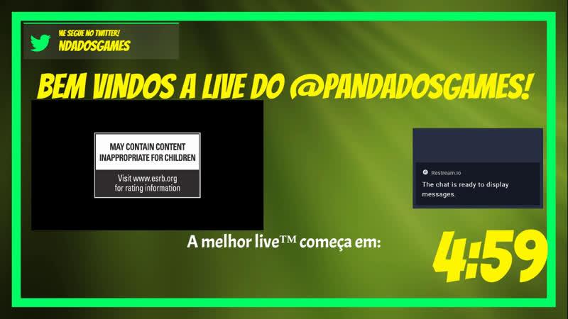 ESOBR Cola na Melhor Live O RETORNO DAS LIVES DIARIAS! ESOFam ESO BATTLEGROUND PVP