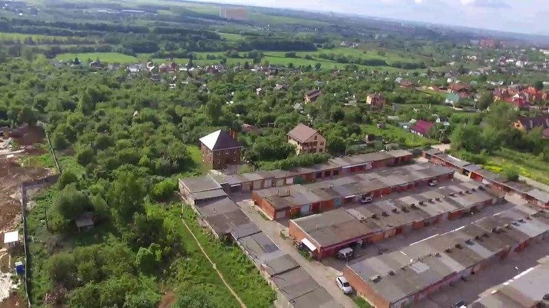 Маргелова 3.1 - вид с высоты 16 этажа