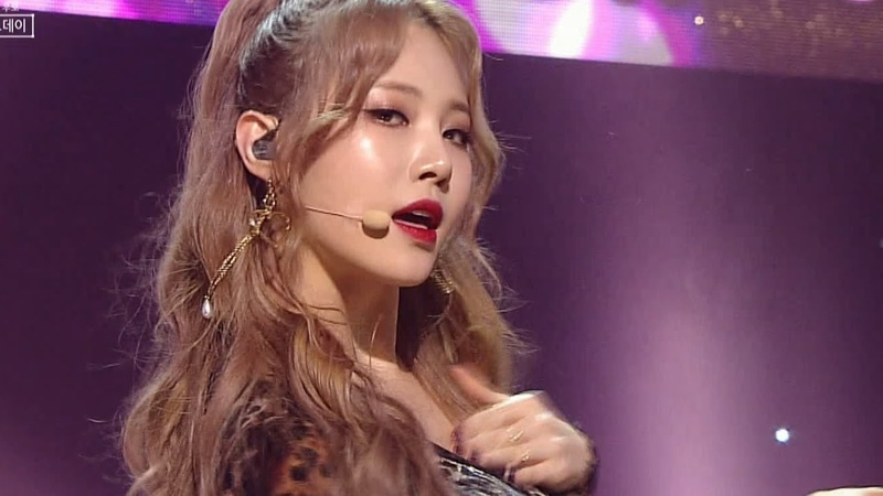 Girl's Day(걸스데이)_I`ll Be Yours @Inkigayo(인기가요) 20170409