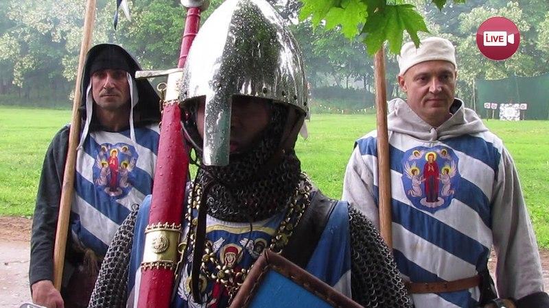 Слоним впервые примет рыцарский фестиваль! (2018)